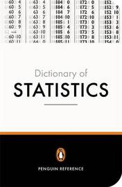 The Penguin Dictionary of Statistics by David Nelson image
