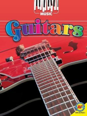 Guitars by Cynthia Amoroso image