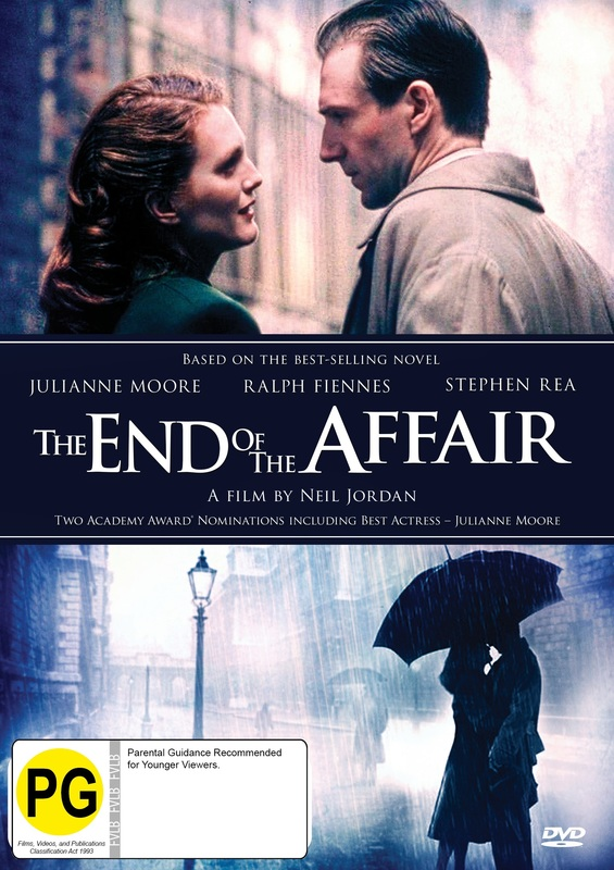 The End Of The Affair on DVD