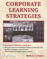 Corporate Learning Strategies by Nathan J. Greeno image