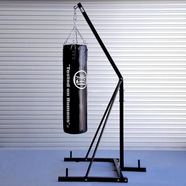 Punch: Trophy Getter - Boxing Bag 120cm (Black)