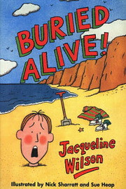 Buried Alive! by Jacqueline Wilson image
