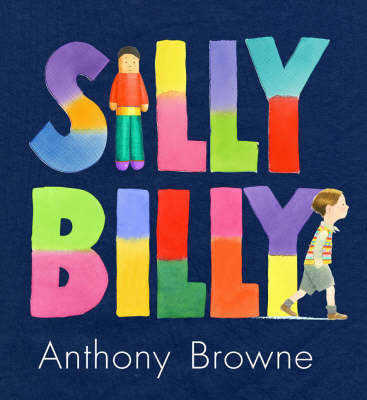 Silly Billy by Anthony Browne image
