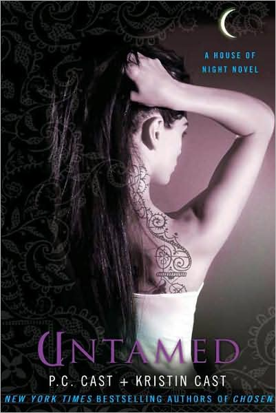 Untamed (House of Night #4) (US) by P C Cast image