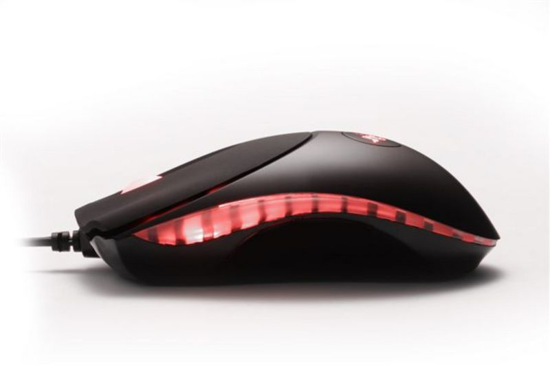 Razer Copperhead Anarchy Red Gaming Mouse image