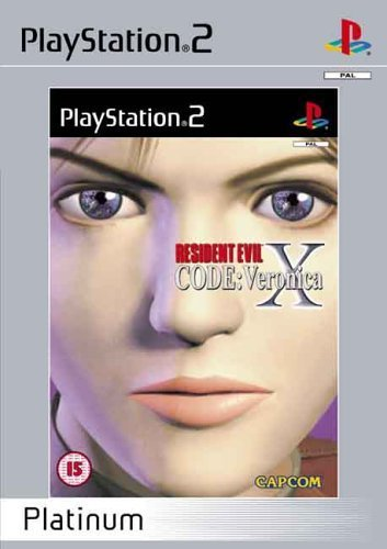 Resident Evil: Code Veronica X for PlayStation 2