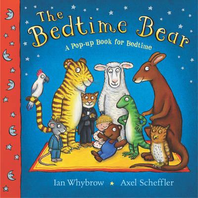 The Bedtime Bear by Ian Whybrow image