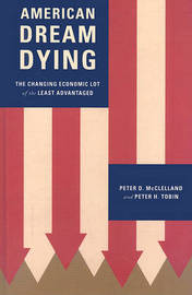 American Dream Dying by Peter D. McClelland image