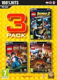 Lego Action Triple Pack for PC Games