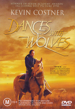 Dances With Wolves - Widescreen on DVD