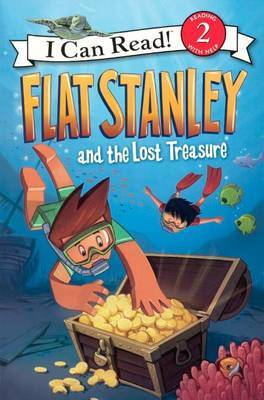 Flat Stanley and the Lost Treasure by Jeff Brown