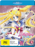 Sailor Moon Crystal Set 1 (eps 1-14) on Blu-ray
