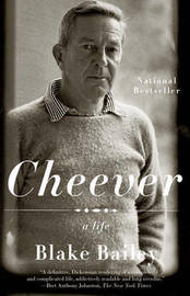 Cheever by Blake Bailey image