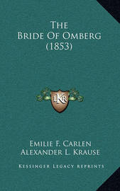 The Bride of Omberg (1853) by Alexander L Krause