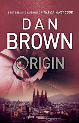 Origin (Robert Langdon Book 5) by Dan Brown image