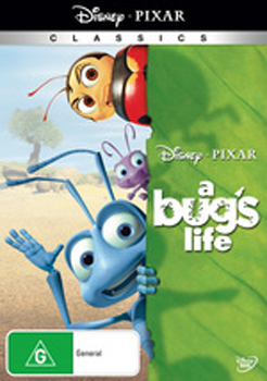 A Bug's Life (New Packaging) on DVD image