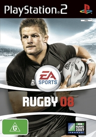 Rugby 08 for PlayStation 2 image