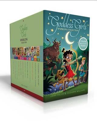 Goddess Girls Sparkling Collection (Charm Bracelet Inside!) by Joan Holub