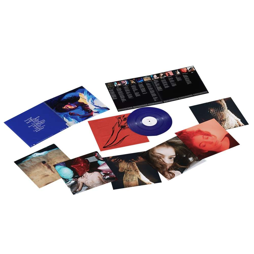 Melodrama [Deluxe Edition] (LP) by Lorde image