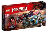 LEGO Ninjago: Street Race of Snake Jaguar (70639)