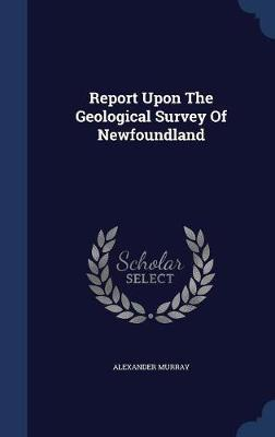 Report Upon the Geological Survey of Newfoundland by Alexander Murray image