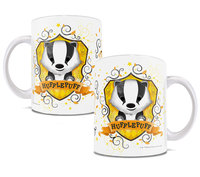 Harry Potter (Hufflepuff Chibi Watercolor) Mug