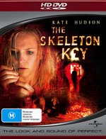 Skeleton Key on HD DVD