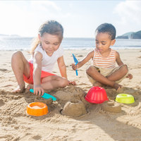 Hape: Baker's Trio - Beach Playset image