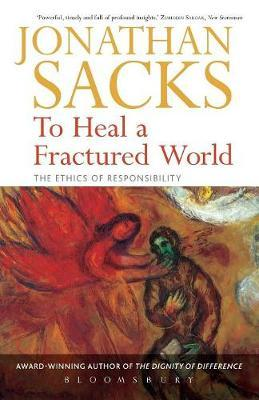 To Heal a Fractured World by Jonathan Sacks image