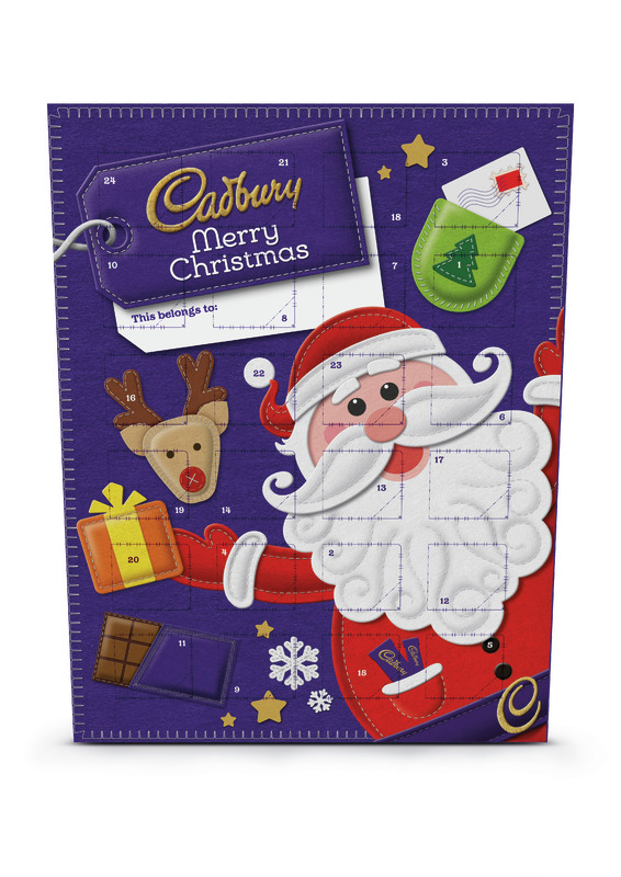 Cadbury Advent Calendar (90g)