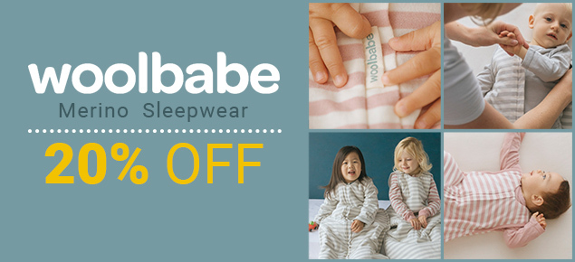 Woolbabe - 20% Off