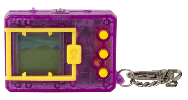 Digimon - 20th Anniversary Digi Device (Transparent Purple)