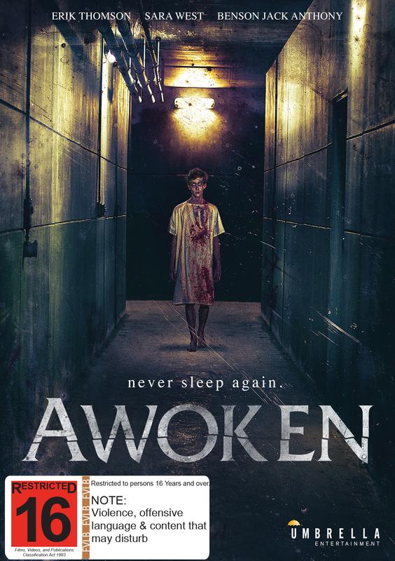 Awoken on DVD
