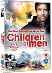 Children Of Men on DVD