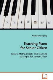 Teaching Piano for Senior Citizen by Pawalai Tanchanpong image