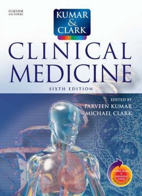 Kumar and Clark Clinical Medicine by Michael Clark