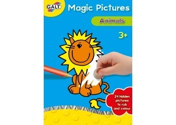 Magic Pictures: Animals - by Galt