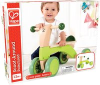 Hape: Scoot-Around Wooden Ride On