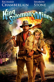 King Solomon's Mines on DVD