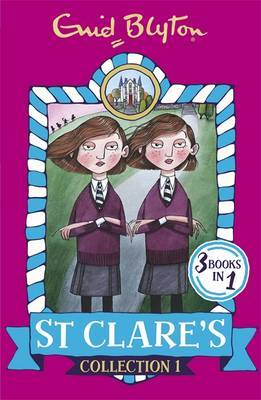 St Clare's Collection 1 by Enid Blyton
