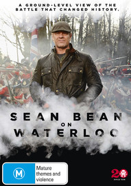 Sean Bean On Waterloo on DVD