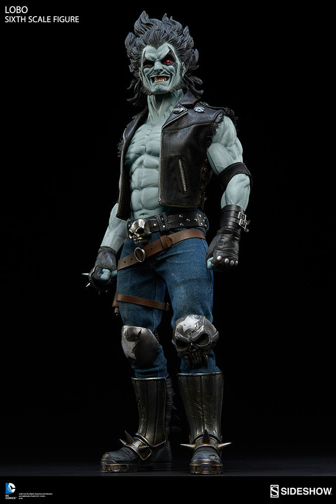 DC Comics: Lobo - 12'' Articulated Figure image
