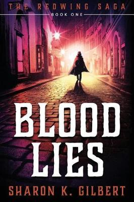 Blood Lies by Sharon K Gilbert image