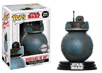 Star Wars: The Last Jedi - Resistance BB Unit Pop! Vinyl Figure image