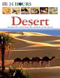 24 Hours Desert by Elizabeth Haldane image