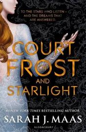 A Court of Frost and Starlight by Sarah J Maas image
