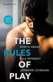 Game On/The Fearless Maverick/Body Check/Winning Ruby Heart by Robyn Grady