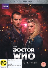Doctor Who: The Complete First Series on DVD image