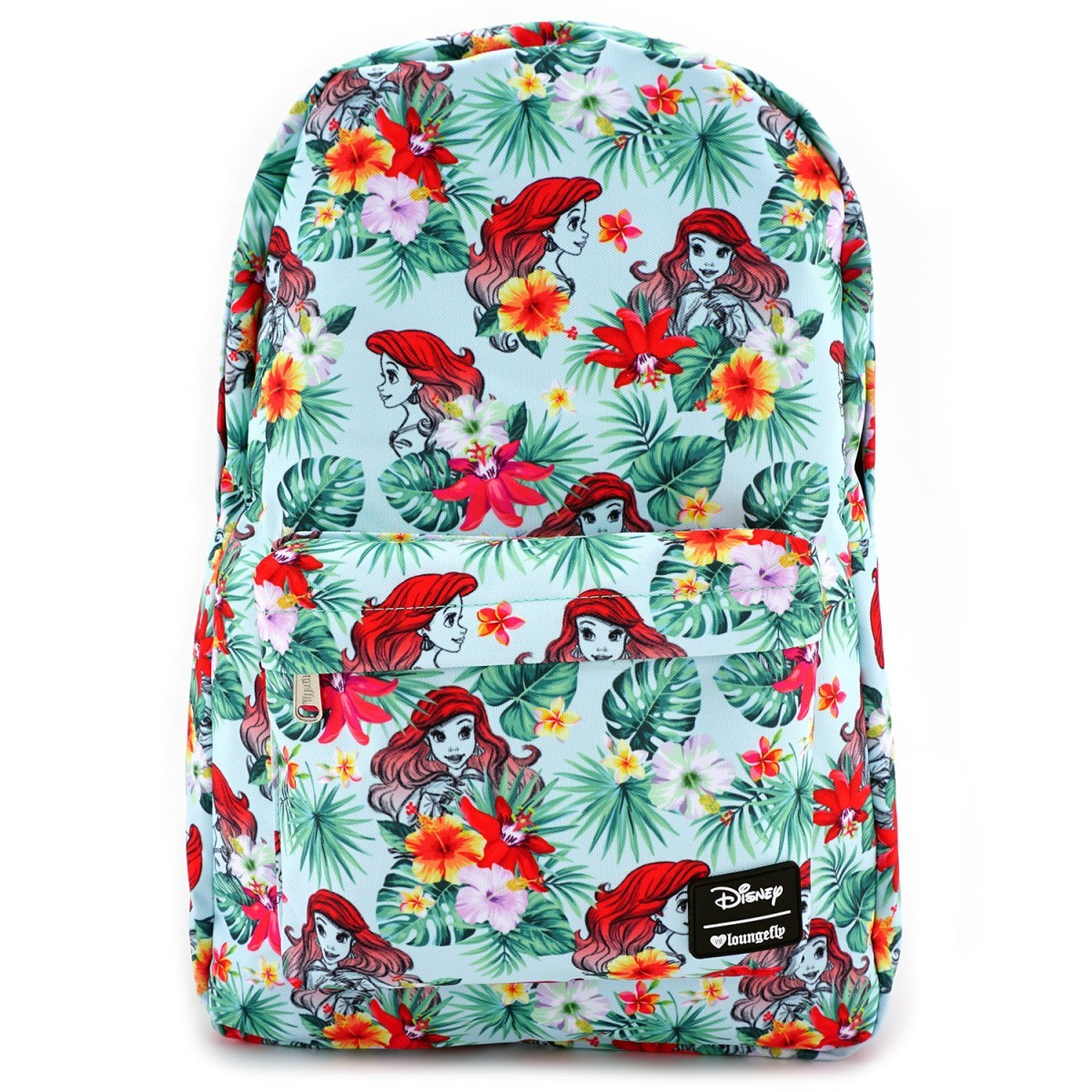 8c3d0bc178 Loungefly Disney Ariel Sea AOP Backpack image ...