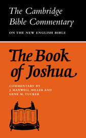 The Book of Joshua by J.Maxwell Miller